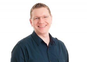 Darren Eisele, Director of Marketing and Public Relations