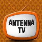 antenna tv logo box