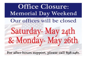 Memorial-Day-Closure