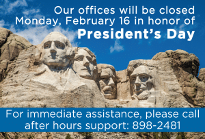 President's-Day-Closure-Notice